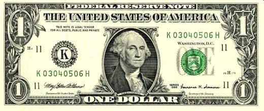 One_Dollar_Bill_front