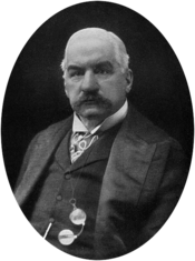 J.P. Morgan and the Federal Reserve