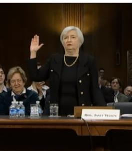 Yellen_Takes_the_Oath