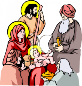 Wise Men and Jesus Birth