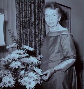 Margaret Sanger_Waldorf_1961