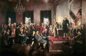 US Constitution Meeting