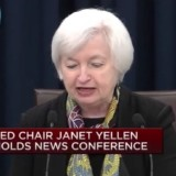 Yellen Answers Question on Fed's Credibility at March FOMC Press Conference