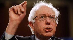 Bernie Pontificating