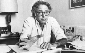 Bernie as Mayor in Vermont