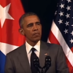Obama Delivers a Confused Message to Cubans