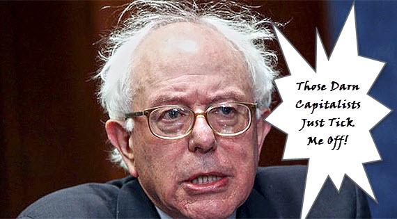 Sanders Mad as Hell