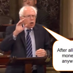 Sanders- Tax the Rich