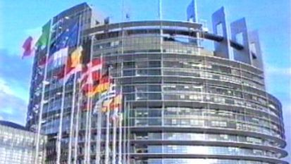 EU Tower in Brussels
