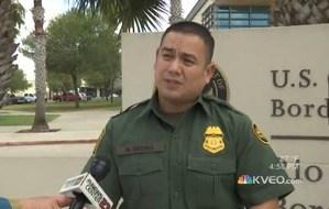 Agent Medina from RIo Grande Valley Border Patrol