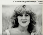 Christine Blasey Ford- high school picture