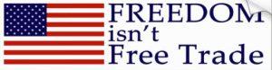 free trade deception