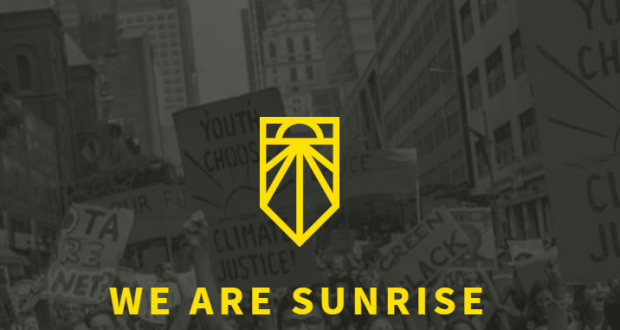 We Are the Sunrise Movement